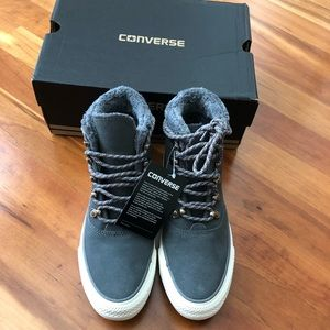Converse All Star High Top Boots, NWT